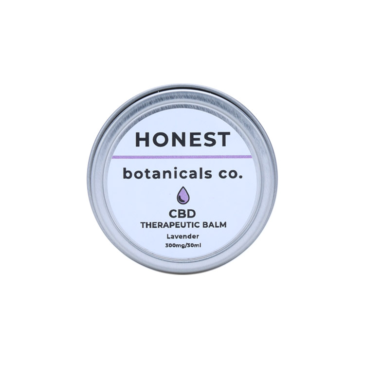 Lavender Therapeutic Balm from Honest Botanicals